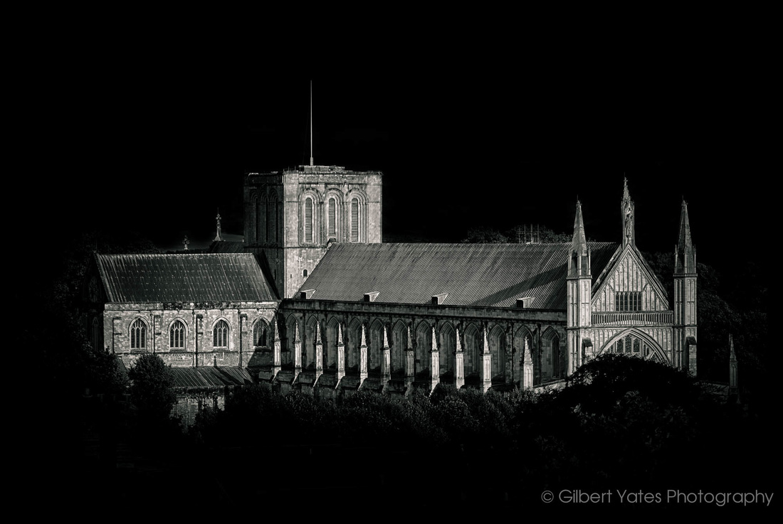 Winchester Cathedral photograph